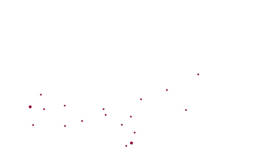Более 60 сайтов <nobr>на поддержке:</nobr><br>разные города и сферы — одна веб-студия